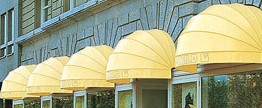 Canopy Kain Awning