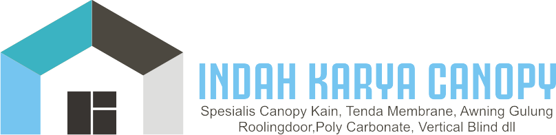Indah Karya Canopy | Jasa Pemasangan Canopy Kain, Tenda Membrane Berkualitas